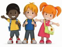 Local flexible 8am -6pm experience nanny/Childminder required for three children of 3,6,9years ages