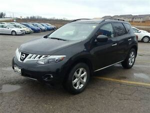 2010 Nissan Murano SL - AWD - BACKUP CAMERA - MOONROOF