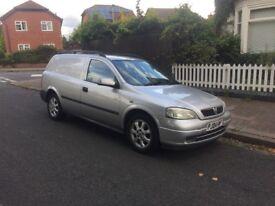 Vauxhall Astra sportive 2.0 DTI 2004