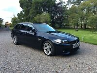 Black Pearlescent 520d Touring M Sport Auto - For Sale