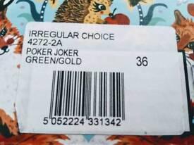 Irregular choice PokerJoker