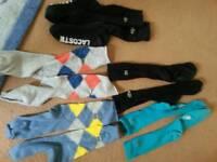 Lacoste socks new