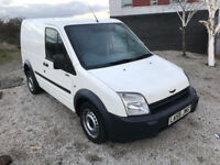 2006 Ford Transit Connect Van L 220 Td Swb - Drives perfect and brilliant conditon for its mileage