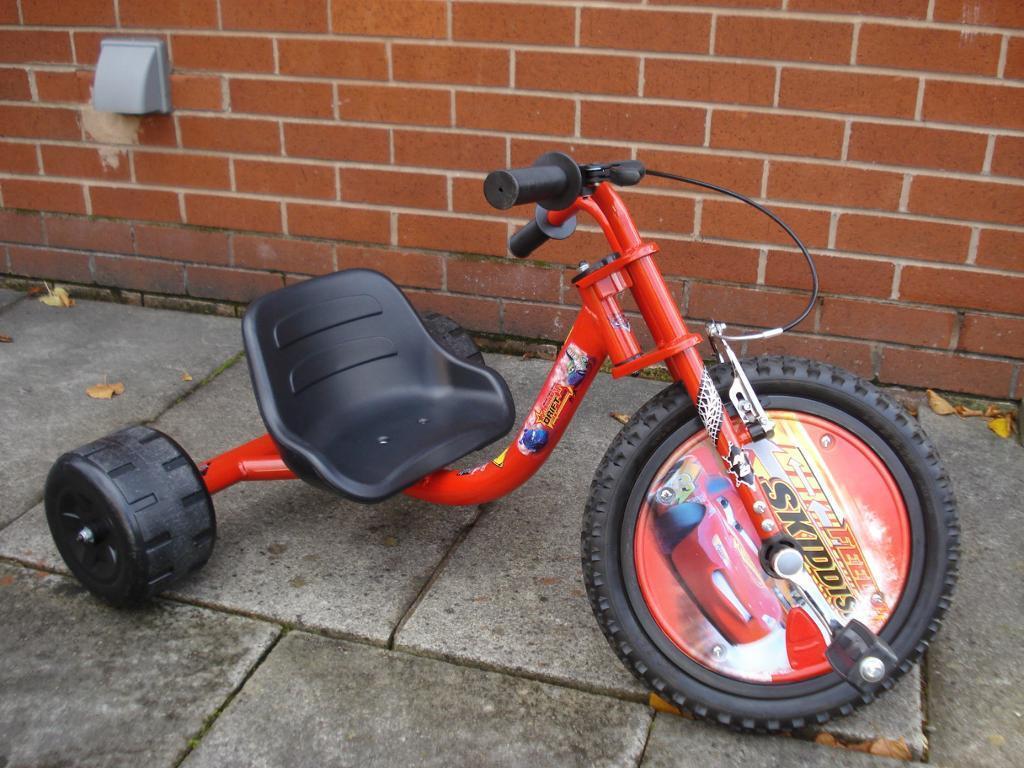 Disney Cars Skidder Bike Trike In Rochdale Manchester Gumtree