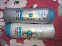 Advance techniques Moroccan Argan oil shampoo and condition