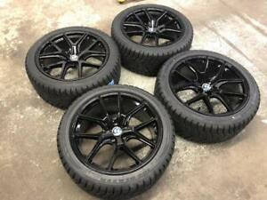 """20"""" Avante Garde Wheels 5x120 and Winter Tire Package 275/40R20 (BMW X5 or X6) Calgary Alberta Preview"""