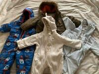 Bundle of clothes 6- 18 month old