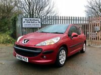 2008 Peugeot 207 S Hdi 67 1.4 Red
