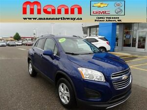 2016 Chevrolet Trax LT -  PST paid, Bose speakers, All-wheel dri
