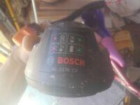 Bosch 12 V battery cgarger only