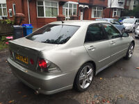 Lexus IS 200 2.0 Sport 4d 1 PREVIOUS OWNER