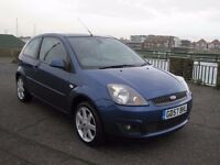 Ford Fiesta 1.4 TDCi Zetec Blue Edition 3dr