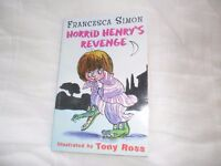 Horrid Henry book (Horrid Henry's Revenge)