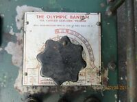 Olympic Bantam - Oil cooled electric welder