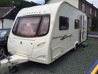 2005 Avondale Osprey 4 Berth Caravan