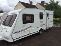 Compass 4 Berth 2005 Caravan