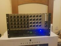 Roland S4000-S 40 Channel Digital Snake Modular Stage box. USED. FULLY TESTED & WORKING ORDER.