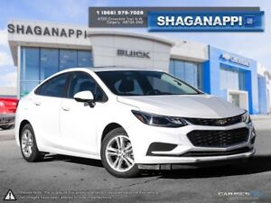2017 Chevrolet Cruze Sunroof, Bluetooth and more...