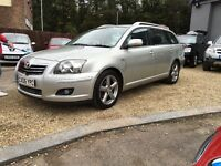 2006 Toyota avensis d4d t180 estate ..... P/X WELCOME
