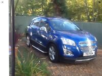 Chevrolet Trax automatic