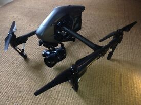 DJI Inspire Pro Black Edition *Barely Used*