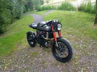 Cafe racer honda cx 500