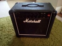 Marshall bass 12 amplifier