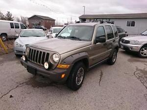2006 Jeep liberty RENEGADE 4X4