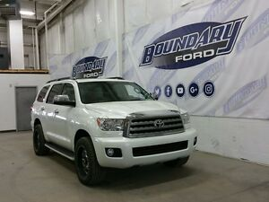 2014 Toyota Sequoia Platinum W/ DVD, Bucket Seats, Leather