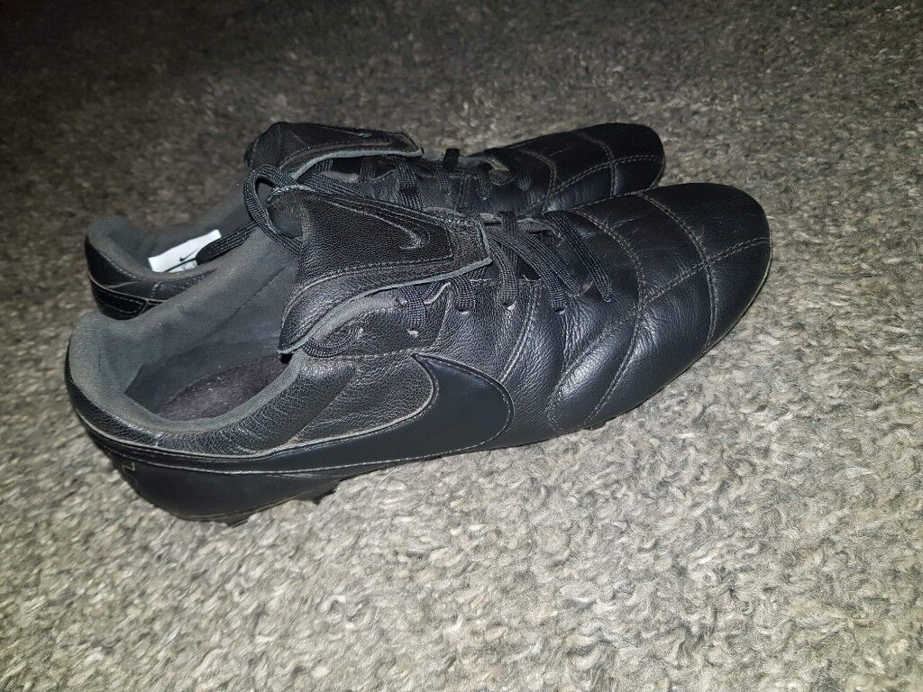 10eaa77de47f Nike premier legend blackout football boots worn once | in Plymouth ...
