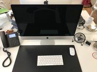 Office iMac 27in - 5K Retina - Late 2015 - 32GB