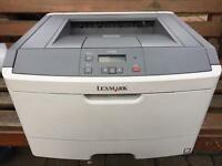 Lexmark printer used