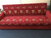 Free sofa bed in good condition