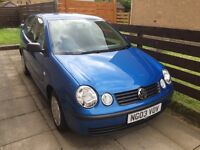 Polo 1.2 perfect first car
