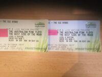 Australian Pink Floyd, Glasgow Hydro, Saturday 14 October