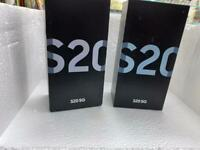 Samsung galaxy S20 5G unlocked brand new box warranty