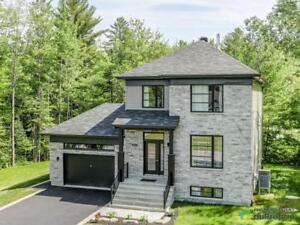 400 000$ - Maison 2 étages à vendre à St-Jérôme (Bellefeuil
