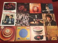 SELECTION OF RECORDS Good Quality