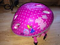 Toddlers Peppa Pig Helmet XS
