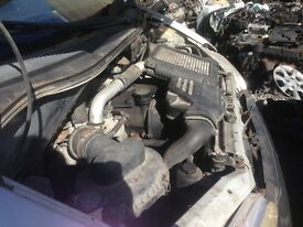 HYUNDAI H100 ENGINE 2.5 TD COMPLETE ENGINE D4BH2 WITH ANCILLARIES