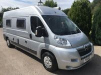 Citroen relay campervan 2 berth 2014 aircon 43,000 miles 1 owner