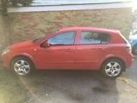 2007 Vauxhall Astra (for parts/ or repair)