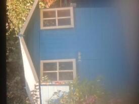 7x7 garden shed
