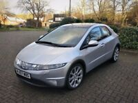 Honda Civic 2.2 diesel with every optional extra in VGC