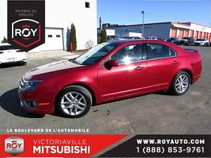 2011 Ford Fusion SEL Toît ouvrant  CarProof Disponible