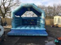 24ft bouncy castle