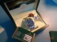 Rolex Submariner 16610LN Full set NOS Random Serial - ON HOLD