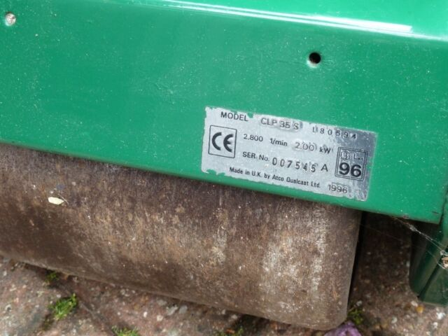 Qualcast Classic 35S Petrol Lawn Mower, Self Propelled  Tidy, good starter   | in Leicester, Leicestershire | Gumtree