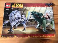 Lego Star Wars 7255 General Grievous Chase, Complete