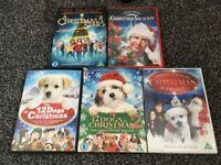 5 x christmas movies